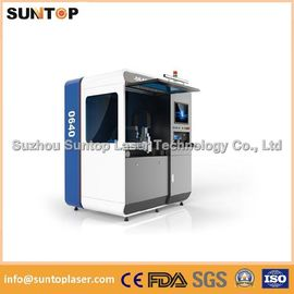 ประเทศจีน 600*400mm Cutting Size Fiber laser cutting machine with laser power 500W ผู้ผลิต