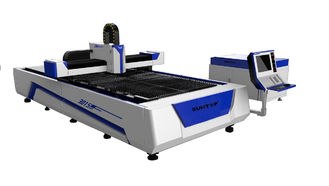 ประเทศจีน 500 Watt Fiber Laser Cutting Machine for Metal Processing Industry ผู้ผลิต