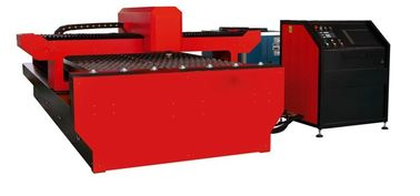 ประเทศจีน 650 Watt YAG Laser CNC Cutter for Stainless Steel / Mild Steel , Cutting Area 2500 × 1300mm โรงงาน