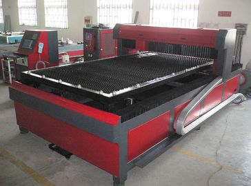 ประเทศจีน Steel Metal YAG Precision Laser Cutter Cutting Size 1500 × 3000mm โรงงาน