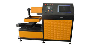 ประเทศจีน Small Cutting Size 650 Watt YAG Laser Cutting Machine for Metal Processing ผู้จัดจำหน่าย