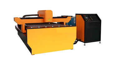 ประเทศจีน Galvanized Steel YAG Laser Cutting Machine , Laser Power 650W for Advertising Trademark ผู้จัดจำหน่าย