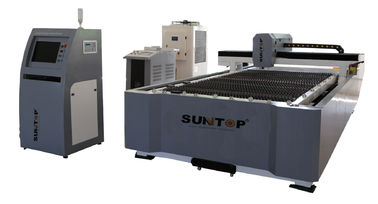 ประเทศจีน Automatic 650 W YAG Laser Cutting Machine with Cutting Speed 3500mm/min โรงงาน