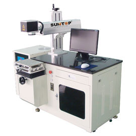 ประเทศจีน Water Cooling 50w Diode Laser Marker For Metal Products / Barcode Marking โรงงาน