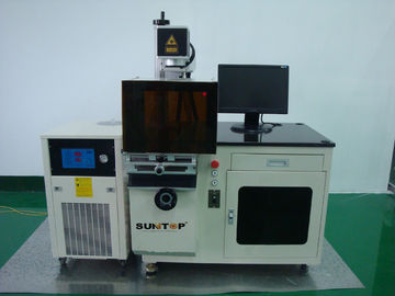 ประเทศจีน Power 50W Diode Laser Marking for Pencil Pen and Nameplate Marking โรงงาน