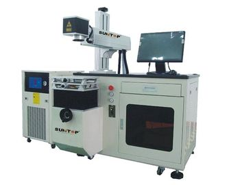 ประเทศจีน High Precision 75W Diode Laser Marking Machine for Electronics and Auto Parts ผู้จัดจำหน่าย
