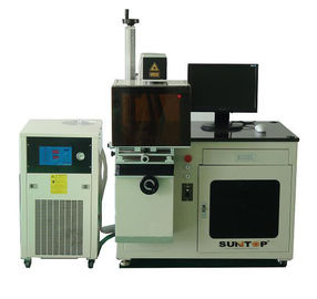 ประเทศจีน 75 watt diode laser marking machine for Steel and Aluminum , Metal Laser Marking ผู้จัดจำหน่าย