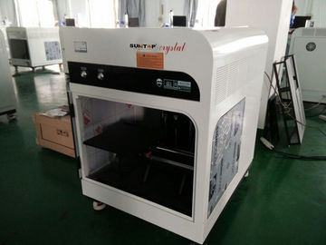 ประเทศจีน Crystal Laser Engraving Machine, 3D Glass Laser Engraving High Resolution โรงงาน