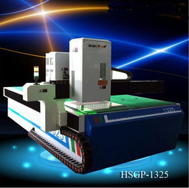 ประเทศจีน 3W Large 3D Laser Engraver 4000HZ for Metal, Hard Plastic โรงงาน